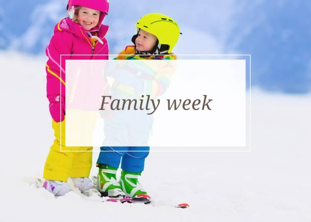Family Week Winter